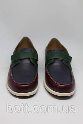Шкіряне взуття .Туфлі, кросівки,кеди., фото 2