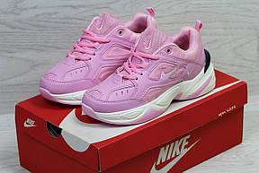 c58b64780b30 Женские,подростковые кроссовки Nike M2K Tekno,розовые  продажа, цена ...