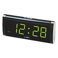 Электронные часы-будильник настольные VST-730
