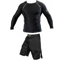 Рашгард и шорты для MMA Berserk