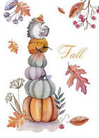 """Открытка """"Fall"""", фото 1"""