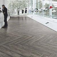 Forbo  w60152 grey raw timber  виниловая плитка Allura Wood , фото 1