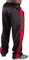 Штаны спортивные GORILLA WEAR (m.red) черные размер XL