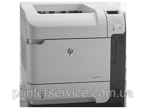 Б/У офисный принтер формата А4  HP LaserJet M603dnв отличном состоянии