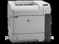 Б/У офисный принтер формата А4  HP LaserJet M603dnв отличном состоянии, фото 1