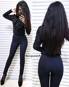 Лосины стрейч джинс (3 цвета)