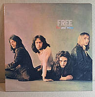CD диск Free - Fire and Water