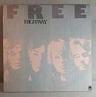 CD диск Free - Highway , фото 1