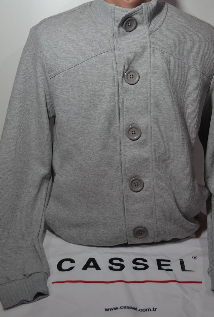 Трикотажная куртка CASSEL (размер S,M,L,XL,XXL)