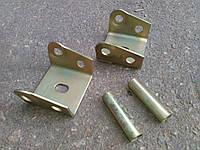 Проставка амортизатора заднего ВАЗ 2101-2107 (комплект) (пр-во ДК), фото 1