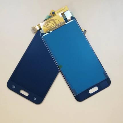 Дисплей модуль экран с сенсором Samsung GH97-17940C J200F Galaxy J2 черный сервисный, фото 2