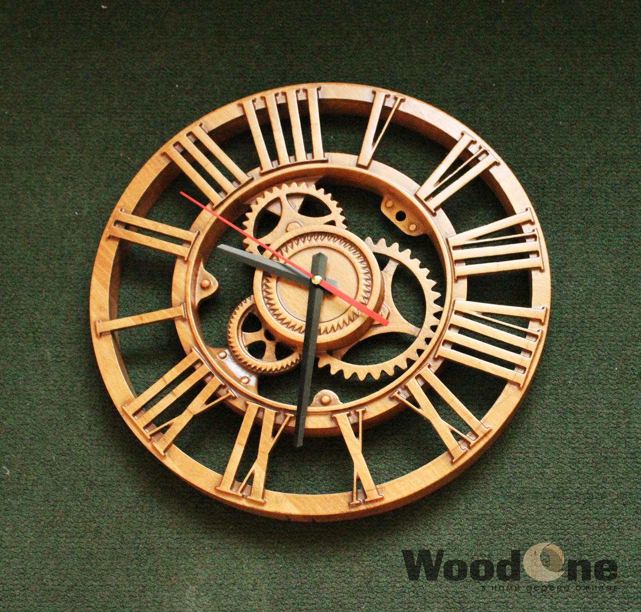 Годинник настінний шестерня