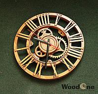 Годинник настінний шестерня, фото 1