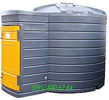 Двухслойный полиэтиленовый резервуар МИНИ АЗС Swimer 7500 FUDPS