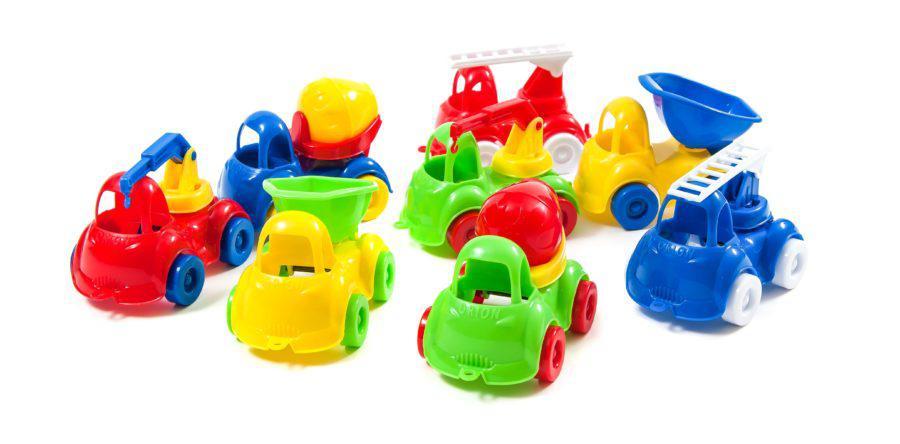 """Машинки """"Міні мікс"""" Оріон (139)"""
