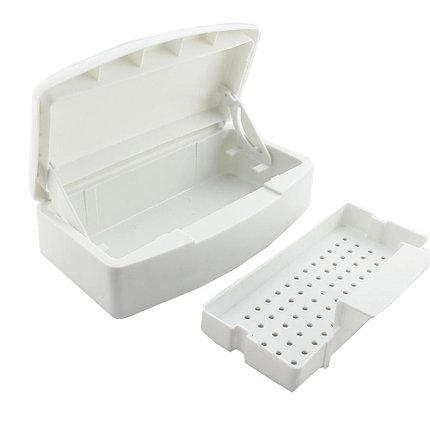 Стерилизатор-контейнер для замачивания маникюрных инструментов 500 мл