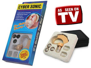 Слуховой аппарат Cyber Sonic (Кибер Соник), фото 2