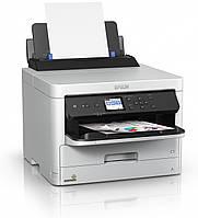 Струйный принтер EPSON WorkForce Pro WF-C5210DW