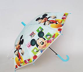 Зонт детский с ярким рисунком