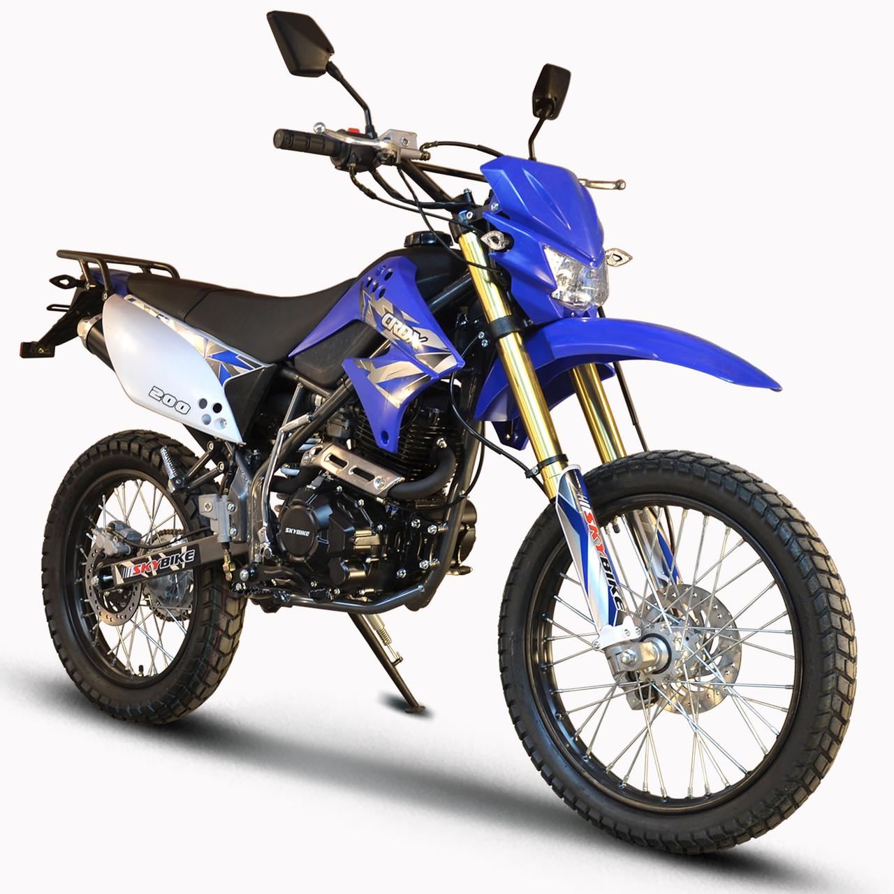 Мотоцикл Skybike CRDX-200(B)
