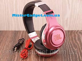 Беспроводные наушники B61 Pink Wireless с Bluetooth, фото 2