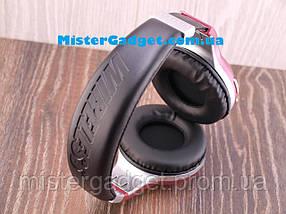 Беспроводные наушники B61 Pink Wireless с Bluetooth, фото 3