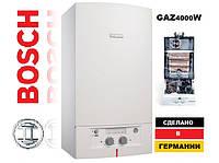 Котел настенный газовый Gaz 4000 одноконтурный дымоходный  ZSA 24 - 2 K, фото 1