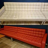 Перетяжка дивана Нейт