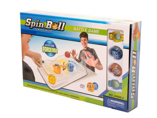 "Альтернатива блейдам - ""Spin Ball battle"", JH666-2"