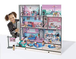 Большой дом ЛОЛ Модный особняк с куклами Сюрприз с 85 сюрпризами L.O.L. Surprise! House with 85+ Surprises, фото 2