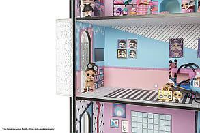 Большой дом ЛОЛ Модный особняк с куклами Сюрприз с 85 сюрпризами L.O.L. Surprise! House with 85+ Surprises, фото 3