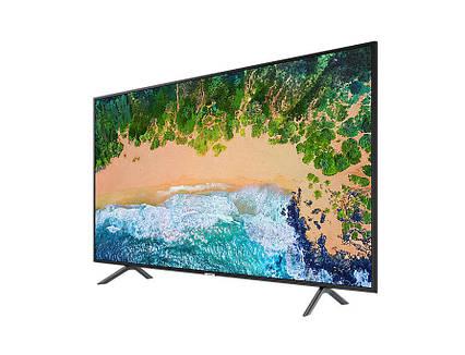 Телевизор Samsung UE75NU7102 (PQI 1300 Гц, 4K, Smart, UHD Engine, HLG, HDR10+, Dolby Digital+ 20Вт, DVB-C/T2), фото 2
