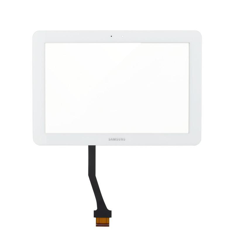 Тачскрин для Samsung P5100 Galaxy Tab 2 10.1/P5110/N8000 Galaxy Note, белый Оригинал