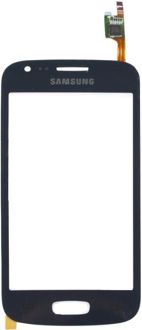 Тачскрин для Samsung S7270 Galaxy Ace 3/S7272/S7275, серый Оригинал