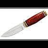 Многоцелевой нескладной нож Grand Way. Подходит для рыбалки, охоты, туризма. Клинок из антикоррозийной стали.