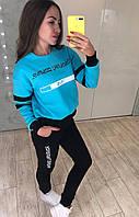 Спортивный костюм на флисе Positive, фото 1