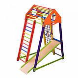 Детский спортивный комплекс BambinoWood Color   , фото 2