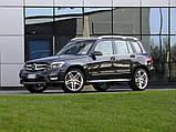 Коврики автомобильные Mercedes-Benz X204 GLK 2008-2015 Stingray, фото 10