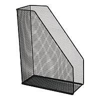 Лоток для бумаг вертикальный Axent, черный