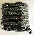 Мужской зонт полуавтомат Flagman (Черный) , фото 3