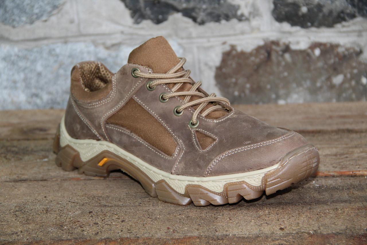 Тактические кроссовки из натуральной кожи РА - Альфа крейзи 02