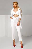 Женский костюм тройка 34- 1156, фото 1