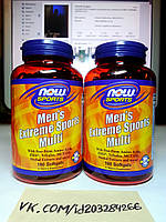 Now Men's Extreme Sports Multi 180 Softgels, фото 1