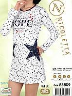 Платье  для  сна и дома  Nicoletta 83509, фото 1