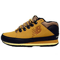 3b732791f0e2 Кроссовки мужские New Balance 754 HL754BB (светло-коричневые) зимние (Top  replic)
