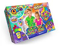Набор для творчества Danko Toys Big creative box H2 Orbis Кинетический песок, тесто для лепки, гелевые Шарики
