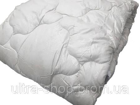 Одеяло полуторное с наполнителем холофайбер 150х210 Krispol