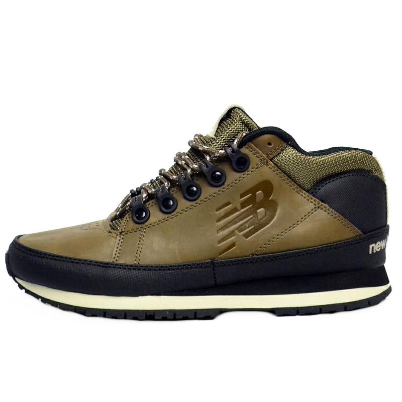 Кросівки чоловічі New Balance 754 HL754BB (камуфляж) зимові (Top replic)