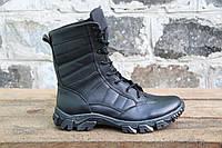Тактические ботинки из натуральной кожи РА - Тайфун Ч