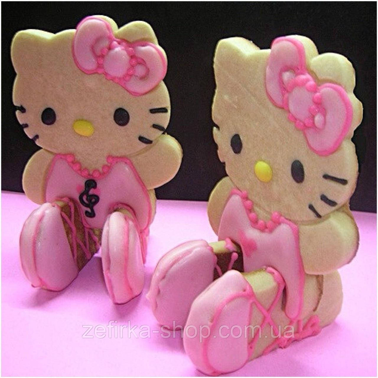 Вырубка для пряников Hello Kitty,  Кити